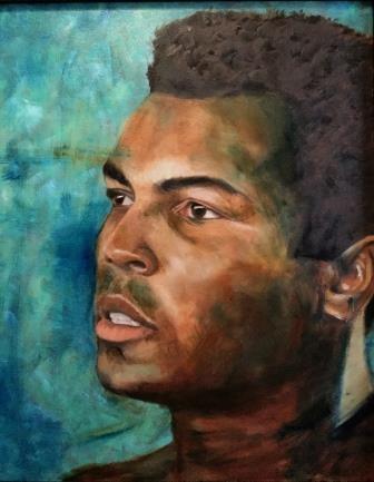 Muhammad Ali by GaryLennie